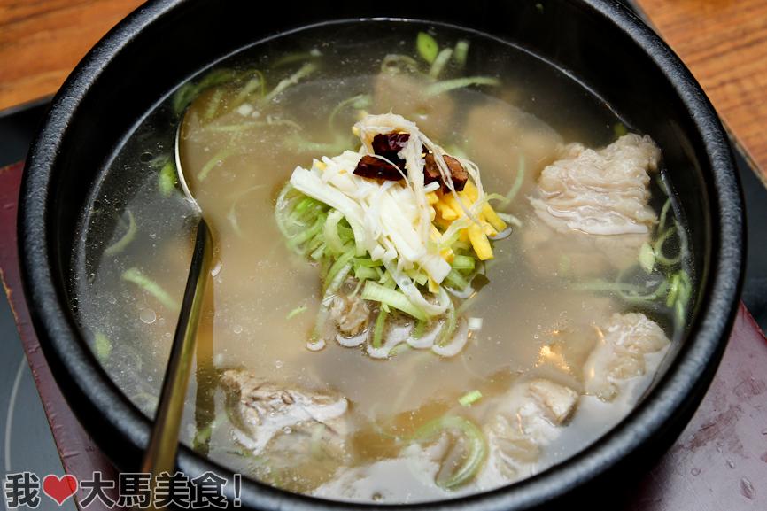 Bulgogi Brothers, Paradigm Mall, Korean Food, Chicken Mango Salad, Ginseng Chicken Soup, Spicy Chicken Bulgogi