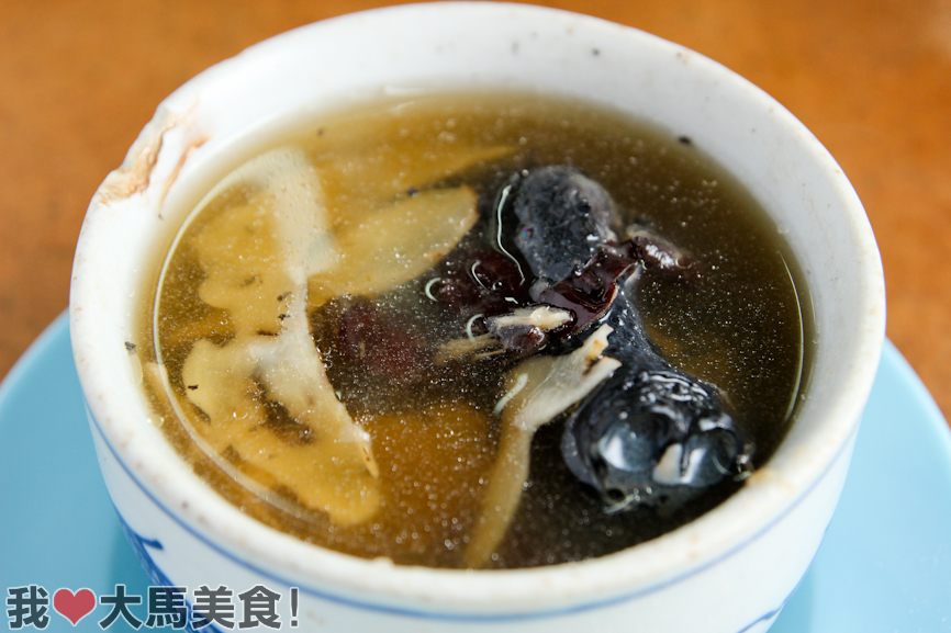 Fatt Kee Herbal Soup, Setapak, Jalan Genting Klang, Chicken Herbal Soup, Restoran Loong Fatt
