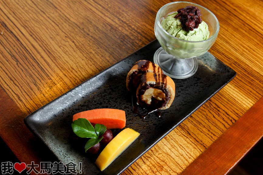 Genji Japanese Restaurant, Hilton Petaling Jaya, Japanese Food, Sushi, Sashimi, Toro, Wasabi, Wagyu Beef