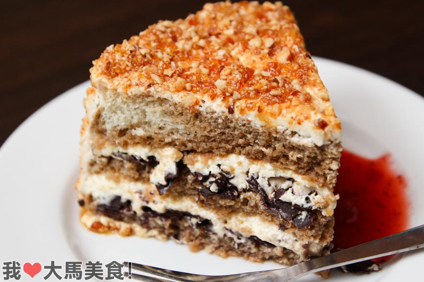Suchan, PJ New Town, cake, Tiramisu, bakery, dessert