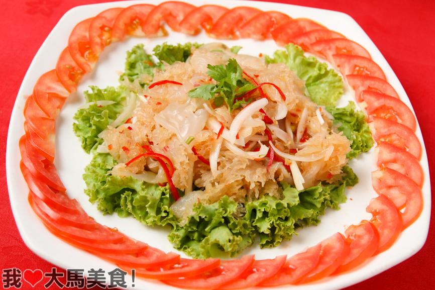 Yam Lay Sek, The Mandarin Palace, Federal Hotel, a la carte buffet, Chinese food, shark fin, roast duck
