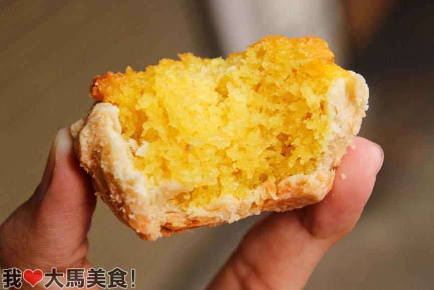 Hong Kee Egg Tart, Ipoh, coconut tart