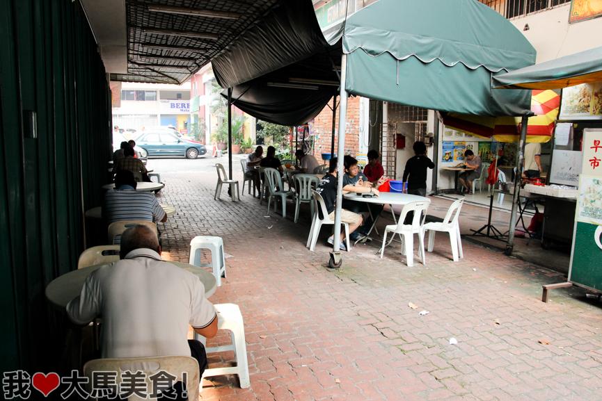 添发, 鸭蛋, 炒粿条, Tiam Fatt, Fried Kuey Teow, duck egg, Taman Melawati, Setapak