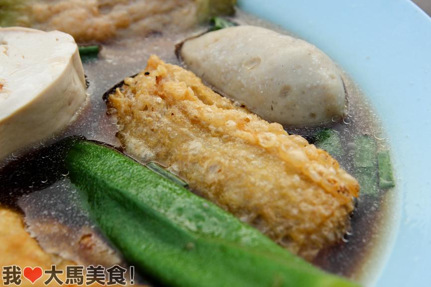Ampang Yong Tow Foo , Jalan Imbi, hawker centre, KL, Bukit Bintang, 安邦酿豆腐