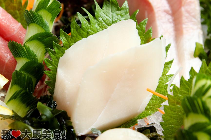 刺身, 神户牛肉. 和牛, The KOBE, Jalan Ampang, Lorong Nibong, Japanese Food, sashimi