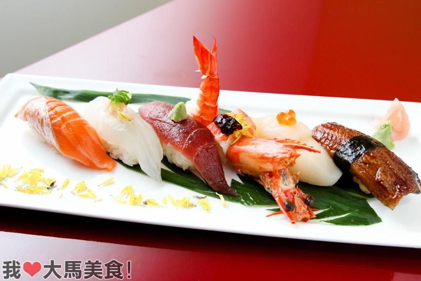 槇島, makishima, japanese restaurant, japanese food, sheraton hotel