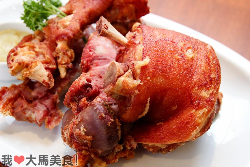 el cerdo, changkat bukit bintang, kl, pork