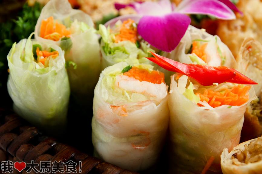 泰国菜, rama v, thai cuisine, jalan tun razak, jalan u thant
