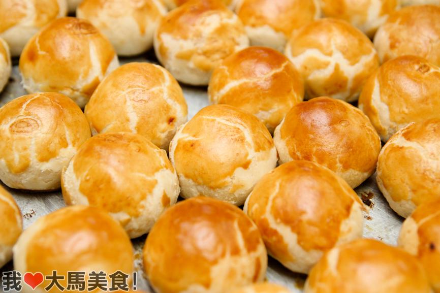 新荣香, 蛋黄酥, sin eng heong, kaya puff, ipoh, perak