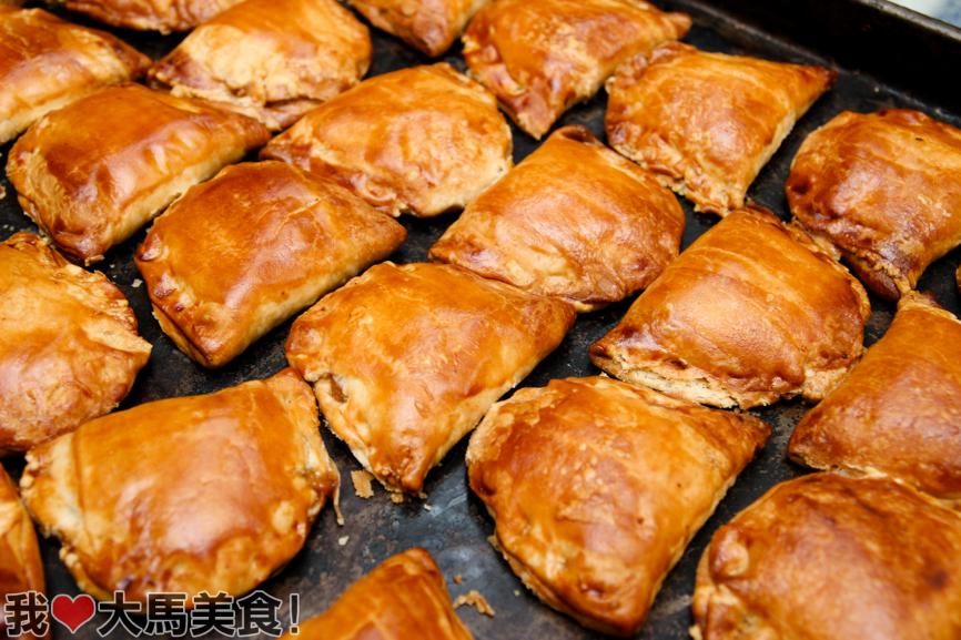 新荣香, 加央角, sin eng heong, kaya puff, ipoh, perak