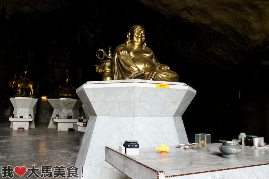 怡保, 极乐洞, kek look tong, cave temple, gunung rapat