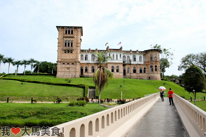 凯利城堡, perak, kellie's castle, batu gajah