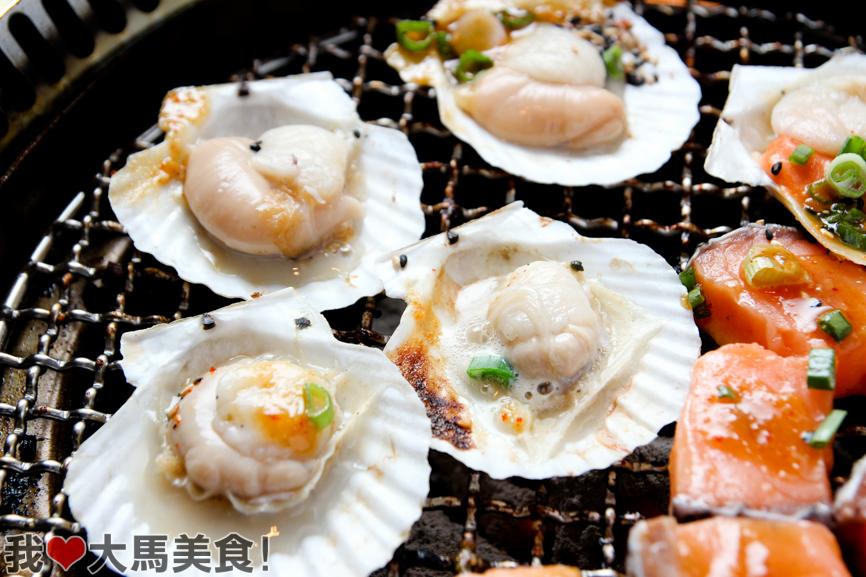 烤肉, rocku yakiniku, dining loft, pavilion kl