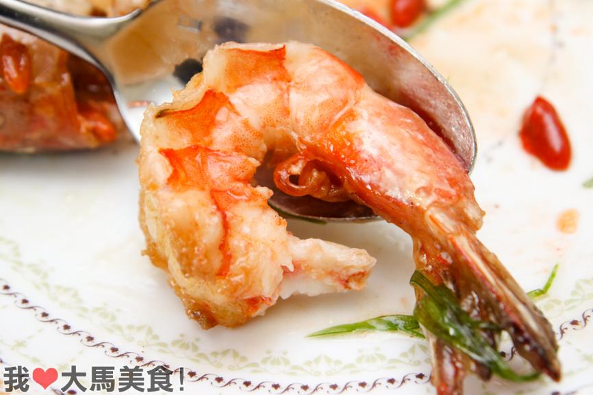 明虾, 年菜, qing zhen chinese restaurant, novotel klcc, cny, 2015, chinese food