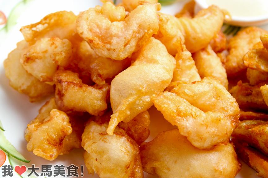 炸虾, rougeur by astelier, menara tokio marine, cny, 2015, 团圆饭, 除夕夜, 年菜
