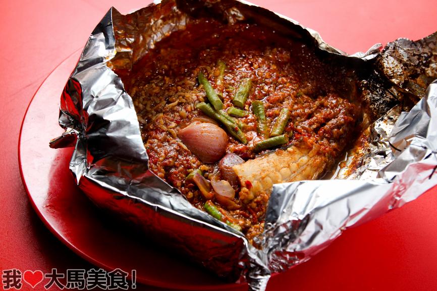 茨厂街, 葡式烧鱼, portuguese grill fish, petaling street, kl chinatown