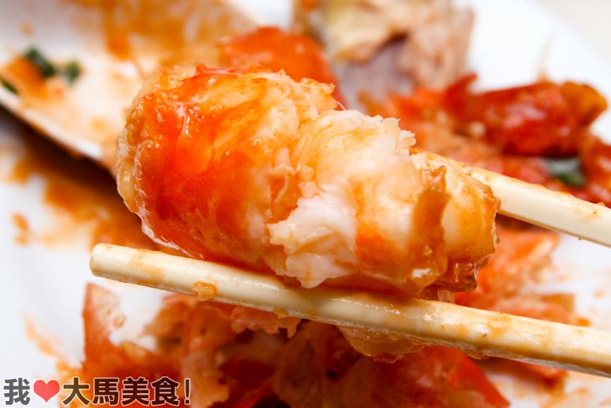 虾碌, 客家饭店, 年菜, hakka restaurant, bukit bintang