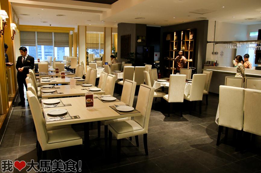泰国, 餐厅, klcc, thai restaurant, chakri palace, thai food